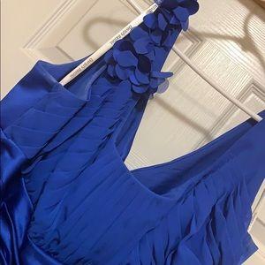 David's Bridal bridesmaid gown 22 style F14050